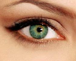 Цвет глаз при рождении и после
