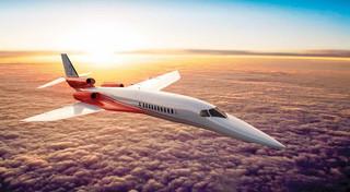 Гражданский сверхзвуковой самолет
